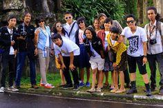 Kebun Raya Eka Karya Bedugul di Tabanan, Bali