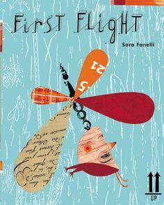 Sara Fanelli, First Flight