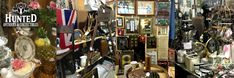 Antique Furniture Melbourne - Antique Store | Hunted Antiques