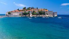 Sveti Stefan, Budva, Montenegro
