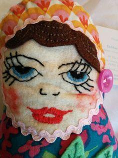 Matroyska - close up face