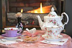 Pretty Tea time