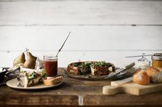 savory cheesecake ++ photography : julie marie craig