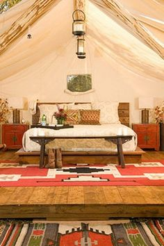 Clayoquot Wilderness Resort Glamping Jackson Hole