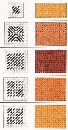 "New to Needlepoint? Try These 54 Popular Needlepoint StitchesDiscover thousands of images about Resultado de imagen de bargello embroidery stitchesDiscover thousands of images about - SILAÏ means ""stitch"" in the Indian language and represents a Bargello Needlepoint, Broderie Bargello, Needlepoint Stitches, Plastic Canvas Stitches, Plastic Canvas Coasters, Plastic Canvas Crafts, Plastic Canvas Patterns, Cross Stitch Embroidery, Embroidery Patterns"