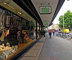 Whole Foods Kensington High Street London
