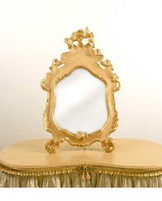desk mirror. Venezia Mirror | Carvers' Guild