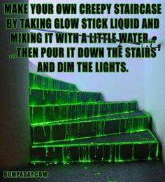 glow stick craft ideas