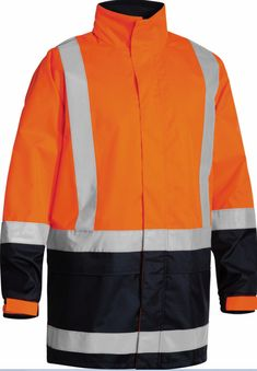 Orange Work Reflective Jacket Safety Mesh Vest With 3m Tape Fancy Colours Workplace Safety Supplies