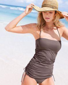 6 sassy swim suits for mamas | #BabyCenterBlog