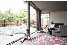 Tuin als verlengde van de woonkamer | Inrichting-huis.com