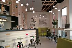 Café Mirabilis – mixtio by Lefteris Tsikandilakis, Heraklion – Greece » Retail Design Blog