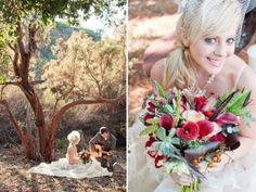 backyard wedding. by shatora.bnt.shater Bouquet