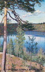 Kansallisgalleria - Taidekokoelmat - Blomstedt, Väinö