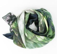 Moving Trees Scarf