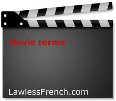Learn all the French vocab you need for the movies at http://lklawl.es/2A2UypA