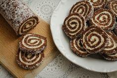 Egyszerű keksztekercs Recept képpel - Mindmegette.hu - Receptek