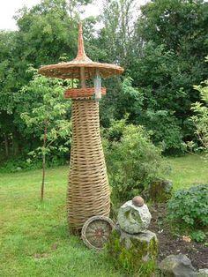 bird feeder by Geoff Forrest