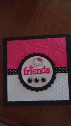 My card making idea