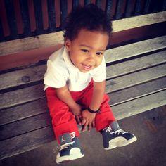toddler air jordans - baby stud !