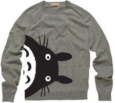 Totoro Crewneck Sweatshirt