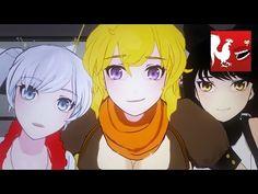 Weiss and Yang Rwby Season 2, Rwby Episodes, Rwby Merch, Rwby Volume 2, Red Like Roses, Blake Belladonna, Rwby Anime, Team Rwby, Rooster Teeth