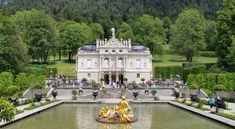 munich castles linderhof - Google Search