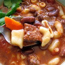 Weight Watchers Bean Soup Recipe