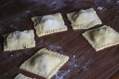Don't let food allergies get in your way! This gluten-free ravioli recipe is perfect!