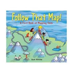 Geography Map Skills: Listing of picture books about maps Kindergarten Social Studies, Social Studies Activities, Kindergarten Lessons, Teaching Social Studies, Kindergarten Portfolio, Kindergarten Rocks, Preschool Education, Preschool Books, Preschool Themes