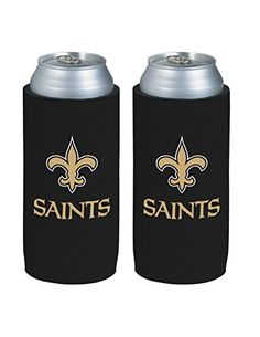c9c3bbadd Amazon.com   NFL Football 2015 Team Color Logo Tall Boy 24 oz Can Holder  Koozie Cooler 2-Pack (Arizona Cardinals)   Sports   Outdoors