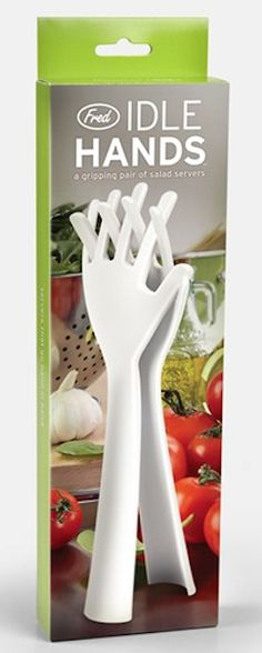 idle hands salad tongs http://rstyle.me/n/i3xy5r9te