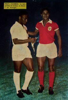 Pelé & Eusébio