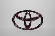 Muddy Girl Toyota Emblem by DavisHydroDesigns on Etsy https://www.etsy.com/listing/247695934/muddy-girl-toyota-emblem