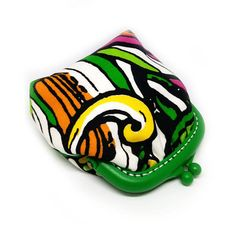 Small Fabric coin purse ($20) ❤ liked on Polyvore featuring bags, wallets, white wallet, coin purse, change purse, change purse wallet and coin pouch wallet