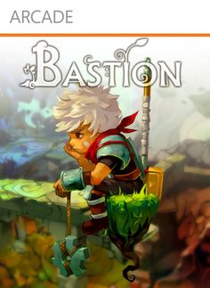 Bastion - This game left an imprint on my entire gaming perspective, basically.