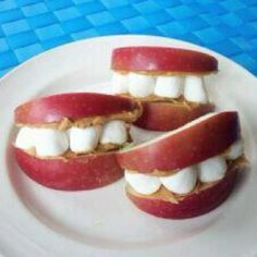 One day when my husband graduates from dental school I will make these!