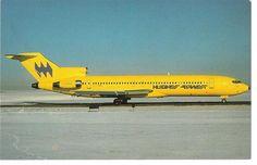 Hughes AirWest Boeing 727