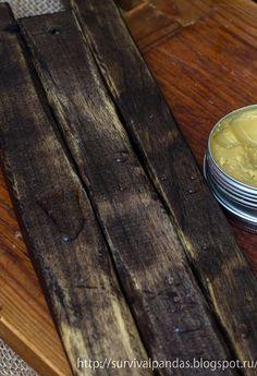 Самодельная универсальная восковая пропитка для дерева, ткани, кожи и защиты металла