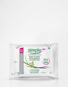 Simple Micellar Wipes