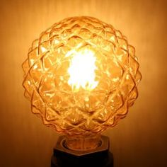 Dimmable Facet Amber Glass G30 G95 Filament LED Edison Bulb http://www.selectionled.com/product/3-5w-5w-6-5w-dimmable-facet-amber-glass-g30-g95-filament-led-edison-bulb/