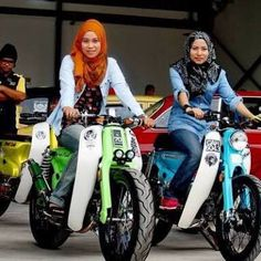 Honda Cycles, Honda Motorcycles, Honda Scooters, Cafe Racer Moto, Cafe Racing, Honda Cub, Vintage Moped, Moto Car, Custom Sport Bikes
