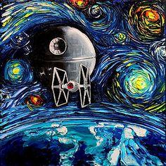 Star Wars: Starry Night