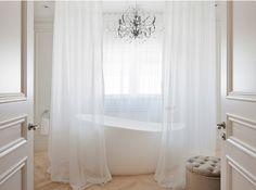 10 Gorgeous Bathroom Crystal Chandeliers | HOME DESIGN