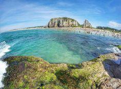 Praia da Guarita - Torres- RS - Brasil