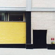 Building yellow