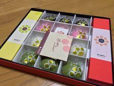 時節柄シリーズです 加賀乃国、金沢の叔父様から 銘菓「リトル御朱印」セットが届く お気遣い感謝申し上げます、有難う御座います この場をお借りして御礼申し上げます!  Ooe-office,atelier 2015/07/08