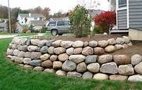 fieldstone retaining wall - Yahoo Image Search Results