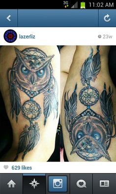 Absolutely LOVE This Owl Dream Catcher !!!