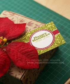 printable christmas gift tags from www.peppermintcreative.com